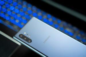 Telefoonhoesje Samsung Note 10+